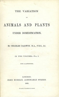 Darwin's Domestication